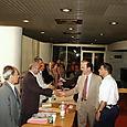 Dept of Defense Inspector General at Iraqi IG meeting