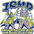 IRMO Flag Graphic