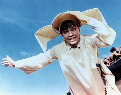 Flying nun sally fields