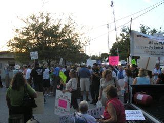 2009-10-12 Grayson town hall (22)