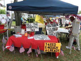 Tea Party Protest (1)