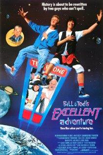 Bil Teds adventure