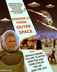 Agenda21 outer space