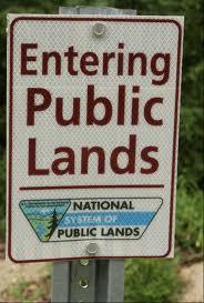 PublicLandsSign