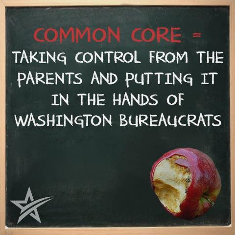 Common Core Factsheet on the Dangers of Common Core - Fiscal Rangers