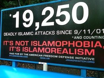 Islam & Muslim Dangers Factsheet You Won't Find in the