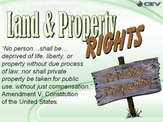 PropertyrightsLand