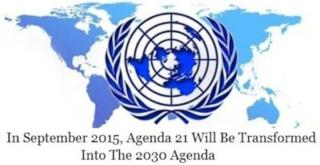 Agenda 2030 from 21 Sept 15