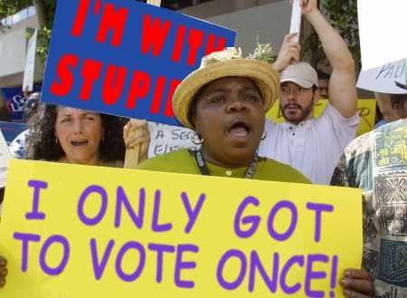 VoteOnce