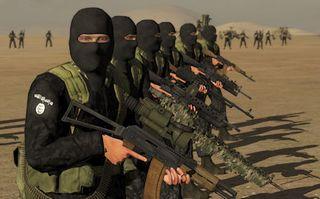 #IsisTerrorists