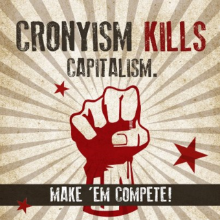 Cronyism-kills