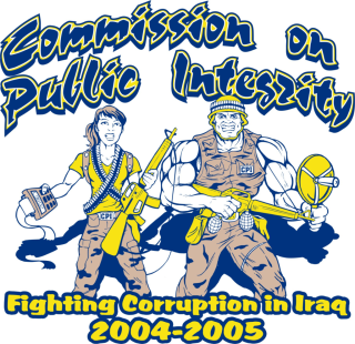 CPI logo flag