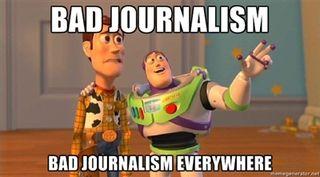 JournalismBad