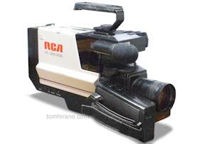 RCA VHS video camera image