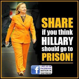 Hillary4Prison