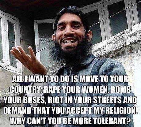 #MuslimTolerance