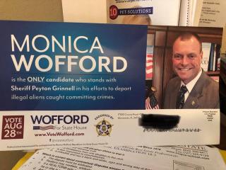 Wofford mailer Grinnel