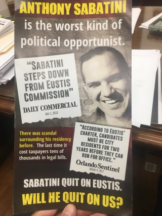 Sabatini Eustis front