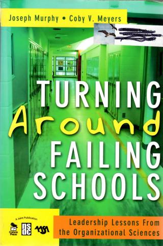 TurningAroundFailingSchoolsCover