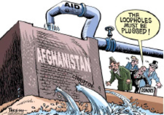 Corruption Afghanistan