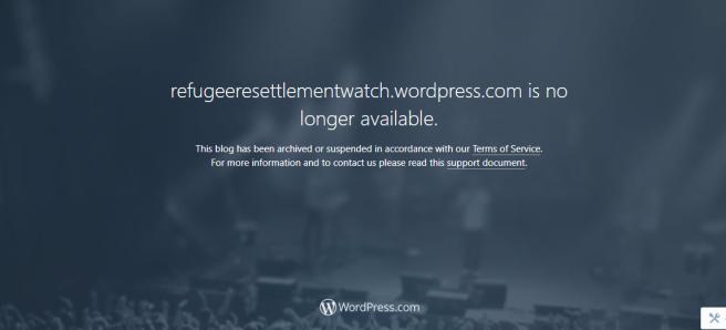 2019-07-06 Wordpress-Refugee-censored
