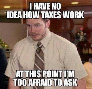Taxes-work-no-idea
