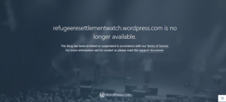 2019-07-06 Wordpress-Refugee-censored