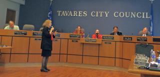 Tavares, FL Finance Presentation on 202 proposed budgeet