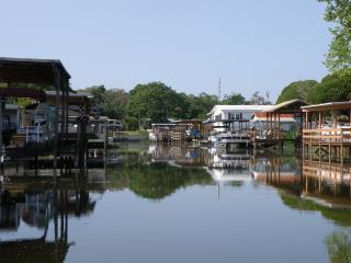 Canal shot