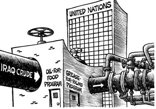 Image result for oil corruption